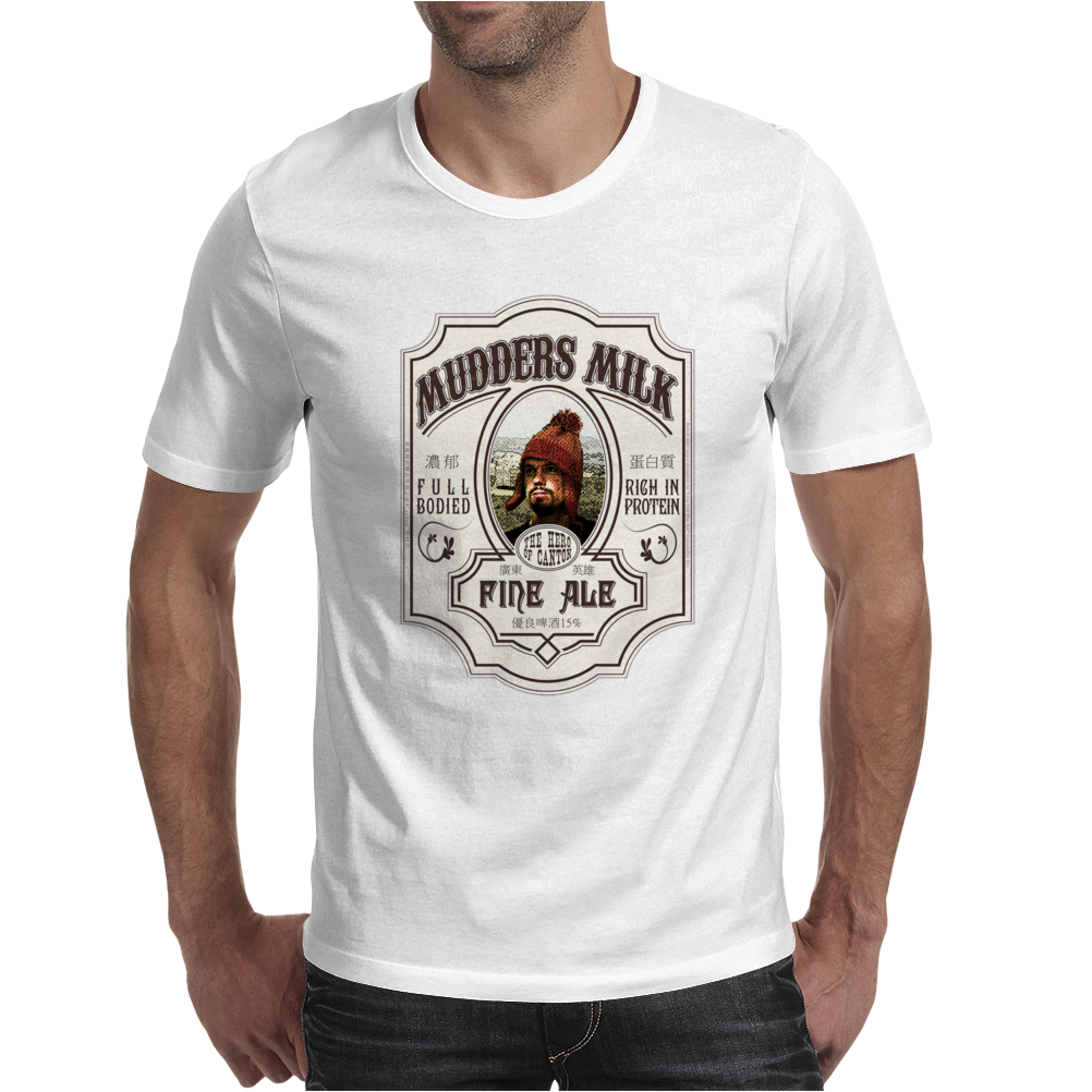Mudders Milk Mens T-Shirt