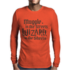 Muggle In The Streets Mens Long Sleeve T-Shirt