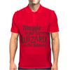 Muggle In The Streets Mens Polo