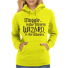 Muggle In The Streets Womens Hoodie