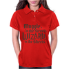 Muggle In The Streets Womens Polo