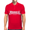 Muhammad Ali The Greatest Logo Mens Polo