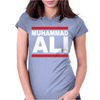 Muhammad Ali Womens Fitted T-Shirt