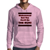 Muhammad Got The Devil On The Run Mens Hoodie