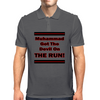 Muhammad Got The Devil On The Run Mens Polo