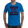 Muhammad Got The Devil On The Run Mens T-Shirt