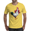 Multi-headed Rooster Mens T-Shirt