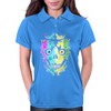 Multi Skulla Womens Polo