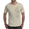 Multilingual Thank You Mens T-Shirt