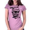 Mummy Head Womens Fitted T-Shirt