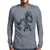 Mummys Nightmare Mens Long Sleeve T-Shirt