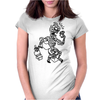 Mummys Nightmare Womens Fitted T-Shirt