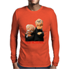 Muppets Old School Waldorf & Statler Mens Long Sleeve T-Shirt