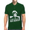 Murder She Wrote Deadly Lady Mens Polo