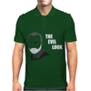 Murr Evil Look Funny Mens Polo