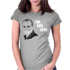 Murr Evil Look Funny Womens Fitted T-Shirt