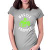 Muscle Prophet Womens Fitted T-Shirt