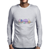Mushrooms Mens Long Sleeve T-Shirt