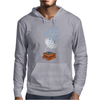 MUSIC - flying butterflies Mens Hoodie