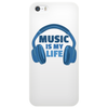 Music Is My Life Phone Case
