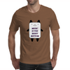 Music is the reset button Mens T-Shirt