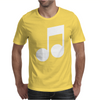 MUSIC NOTE Mens T-Shirt