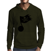 Music Pirate Mens Hoodie
