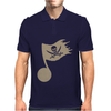 Music Pirate Mens Polo
