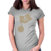 Music Pirate Womens Fitted T-Shirt