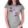 music style the head and the heart Womens Fitted T-Shirt