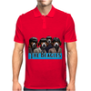 musical dog Mens Polo