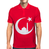 MUSLIM ISLAM MOSQUE Mens Polo