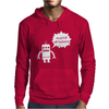 Must Kill All Humans Mens Hoodie