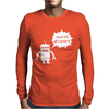 Must Kill All Humans Mens Long Sleeve T-Shirt