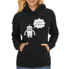 Must Kill All Humans Womens Hoodie