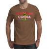 Mustang Cobra Muscle Car Mens T-Shirt