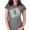 Mustang Five Point Zero Womens Fitted T-Shirt