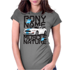 Mustang GT350R Womens Fitted T-Shirt