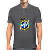 Mv Agusta Style Motorcycle Mens Polo