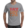 MY BLOOD TYPE IS PUMPKIN SPICE LATTE Mens T-Shirt