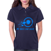 My Boys Can Swim Womens Polo