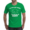 My Boys Just Scored You Can Call Me Daddy Mens T-Shirt