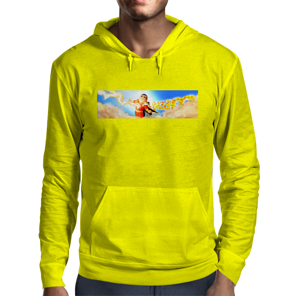 my captan mavel sazam artwok Mens Hoodie