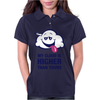My Cloud Is Higher Than Yours Womens Polo