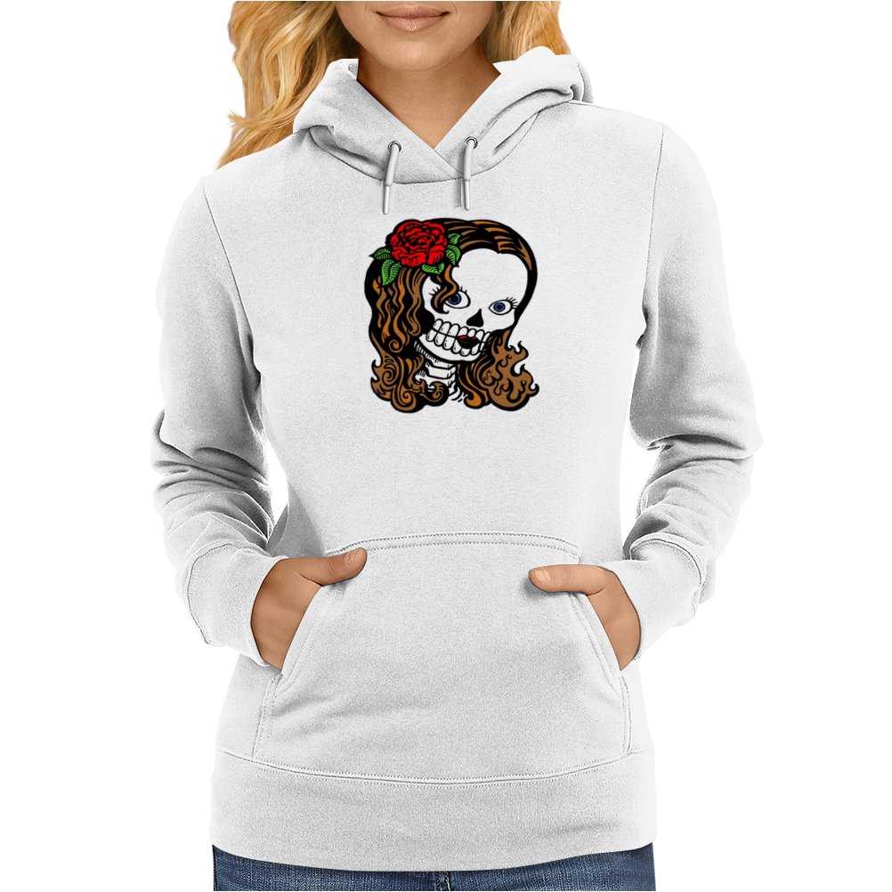My Dead Girlfriend Womens Hoodie