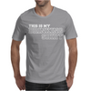 My Drinking Shirt Funny Mens T-Shirt