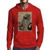 my fantasey art of warcraft dwarf Mens Hoodie