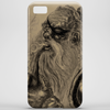 my fantasey art of warcraft dwarf Phone Case