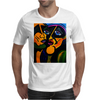 MY FAVORITE MARTIANS  PICASSO BY NORA Mens T-Shirt