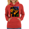MY FAVORITE MARTIANS  PICASSO BY NORA Womens Hoodie